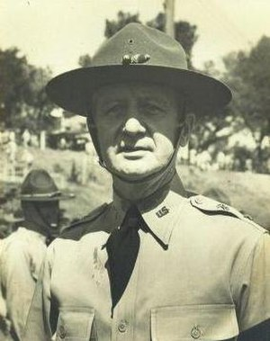 Stanley H. Ford - Ford during 1940 Second Army maneuvers