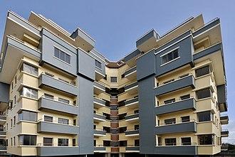 Lagos - Stanmore Court - Lagos,