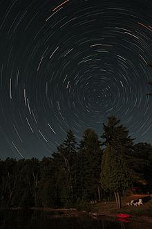 Celestial pole - Wikipedia