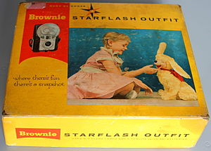 Kodak Starflash - Original Packaging