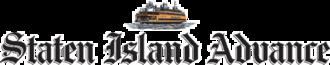 Staten Island Advance - Image: Staten Island Advance Masthead