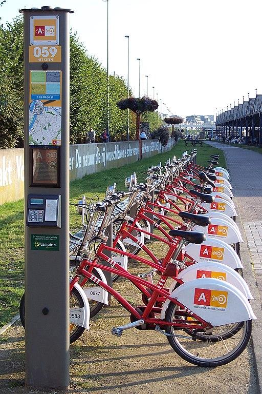 Station Velo Antwerpen