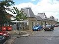 Station forecourt, Wrexham General - geograph.org.uk - 1409923.jpg