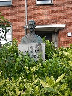 August de Boeck Flemish composer, organist and music pedagogue