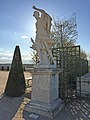 Statue de Diane ou Le Soir dans le jardin du Château de Versailles.jpg