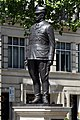 Statue of General Wladyslaw Sikorski in the Portland Place in London, June 2013 (3).jpg