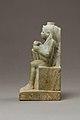 Statuette of Isis nursing Horus, dedicated by Ankhhor MET 45.2.10 EGDP013276.jpg
