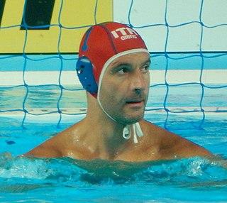 Stefano Tempesti Italian water polo player