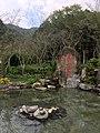 Stele set up at Lushan Hot Spring.jpg
