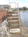 Steps down to the Shore Road at Bosham - geograph.org.uk - 928684.jpg