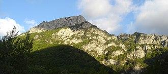 Parco Nazionale d'Abruzzo, Lazio e Molise - Image: Sterpi d'Alto