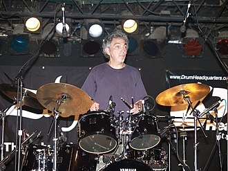 Session musician - Image: Steve gadd 14 (51617436)