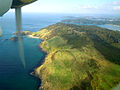 Stewart Island as seen from i plane.jpg