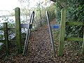 Stile, Templer Way - geograph.org.uk - 1187152.jpg