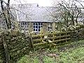 Stile behind Crowthorn school - geograph.org.uk - 366977.jpg