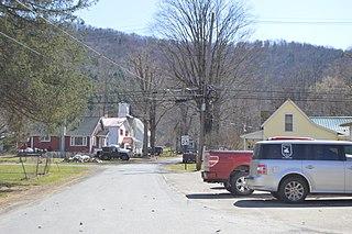Portage Township, Potter County, Pennsylvania Township in Pennsylvania, United States