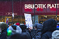 Stockholm rally in support of the victims of the 2015 Charlie Hebdo shooting.jpg