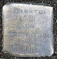 Stolperstein-Romm Jg 1926-Stein 29-Koeln-cc-by-denis-apel.jpg