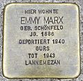 Stolperstein Emmy Marx Kehl.jpg