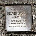 Stolperstein Hedwig Jahnow Marburg.jpg