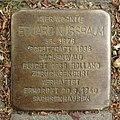 Stolperstein Magdeburg Listemannstraße 7 Eduard Nussbaum.jpg