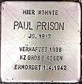 Stolperstein Paul Prison3.jpg