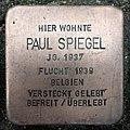 Stolperstein Warendorf Schützenstraße 17 Paul Spiegel.jpg