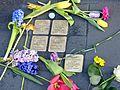 Stolpersteine Köln Stolpersteinverlegung Lübecker Strasse 22 Elise Kaufmann 8.jpg
