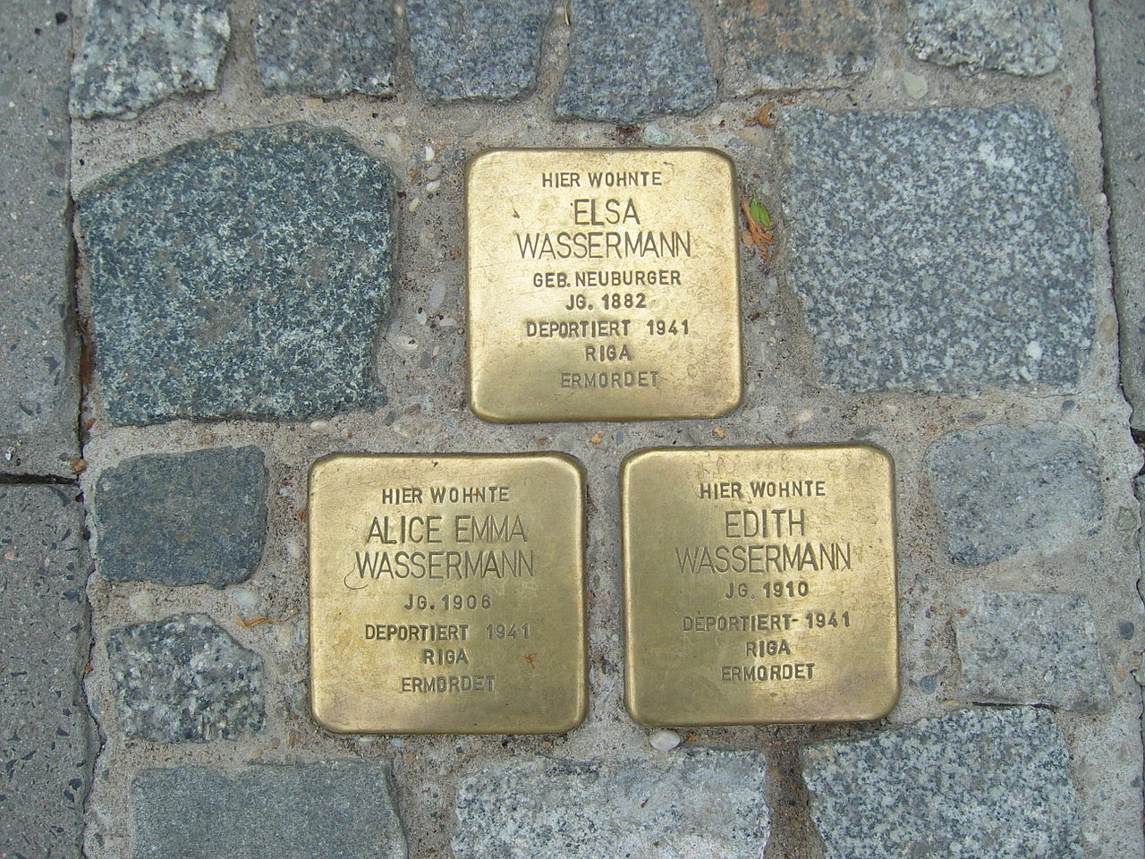 Stolpersteine willylessing1 ba.JPG