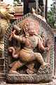 Stone Sculpture in Bagh Bhairab Temple-3877.jpg