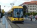 Straßenbahn Dresden, Pirnaischer Platz, 2706.JPG