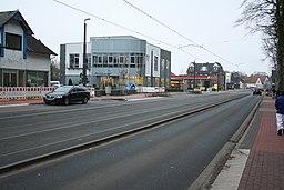 Hauptstraße in Lilienthal