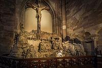 Strasbourg Cathédrale Notre-Dame Le Mont des Oliviers août 2013 03.jpg