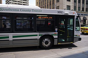 Strathcona County Transit - Image: Strathcona County Transit 4723612800