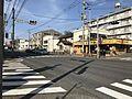 Street view near Edamitsu Station 2.jpg