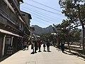 Street view near Miyajima Station.jpg