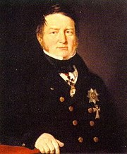 Ο Βίλχελμ φον Στρούβε (1793-1864)