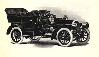 Studebaker-Garford - 1908 Studebaker-Garford touring car