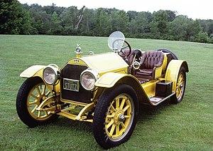 Stutz Bearcat - 1914 Stutz Bearcat