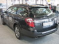 Subaru Outback III Facelift rear - PSM 2009.jpg