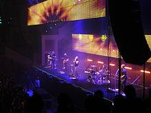 Il concerto dei Subsonica al 105 Stadium di Rimini il 4 aprile 2008