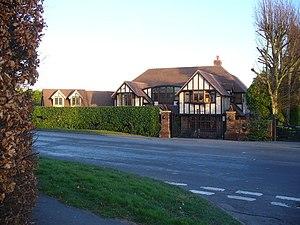 Fetcham - Image: Suburban Leatherhead geograph.org.uk 690416