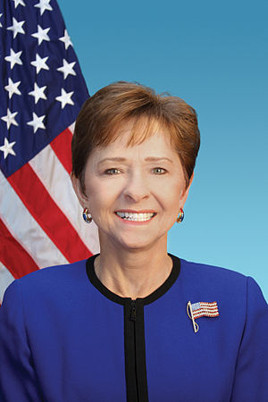 Sue Myrick - Image: Sue Myrick, Official Portrait 112th Congress