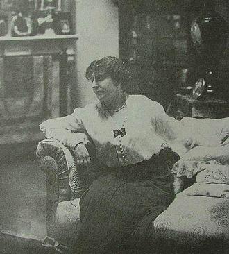 Vladimir Sukhomlinov - Image: Suhomlinova E.V. 1914 Karl Bulla