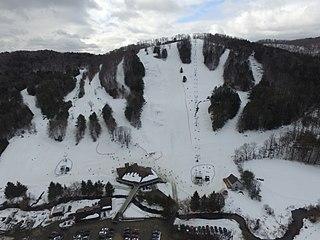Suicide Six Ski resort