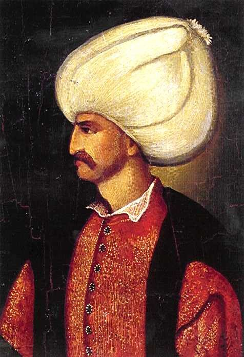 Suleyman young