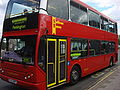 Sullivan Buses on Hammersmith and City line replacement service 111.jpg