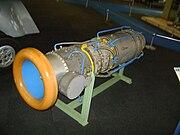Sulzer Triebwerk D45