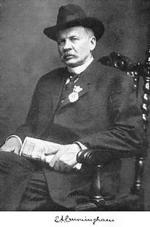 Sumner Archibald Cunningham American Confederate veteran and editor