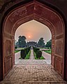 Sunset view of Jahangir's Tomb Compound.jpg